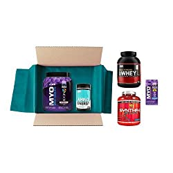 Sports Nutrition Sample Box, 8 or More Samples for