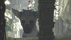 The Last Guardian, PlayStation, PS4, TLG