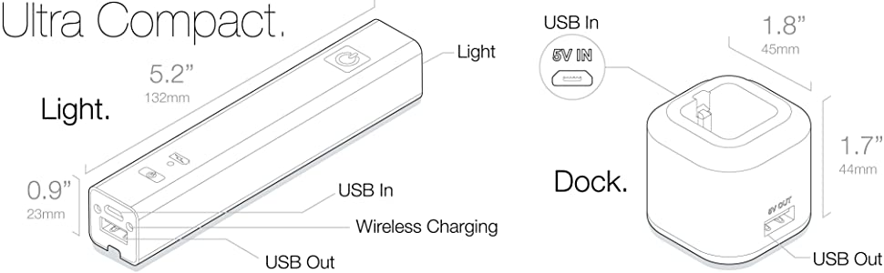 chargelight, usb battery pack, usb power pack, led flashlight, tactical flashlight, flashlight