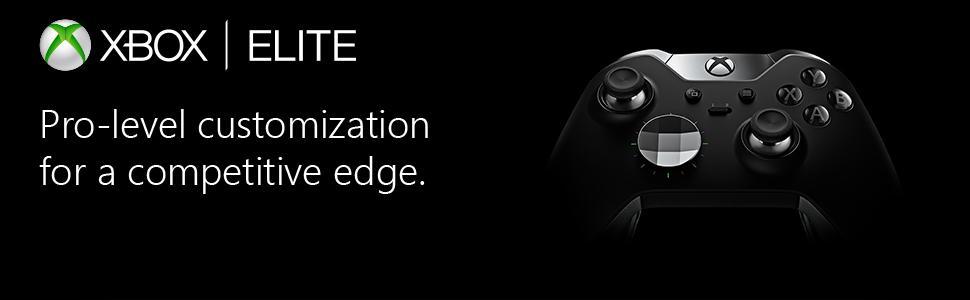 Xbox One Elite Wireless Controller, Elite Wireless Controller, Xbox Controller