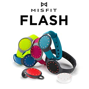 Fit in a flash get fit with misfit flash a sleek sporty fitness