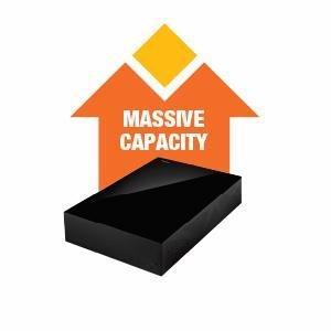 Seagate Backup Plus 6TB Desktop External Hard Drive with Mobile Device Backup USB 3.0