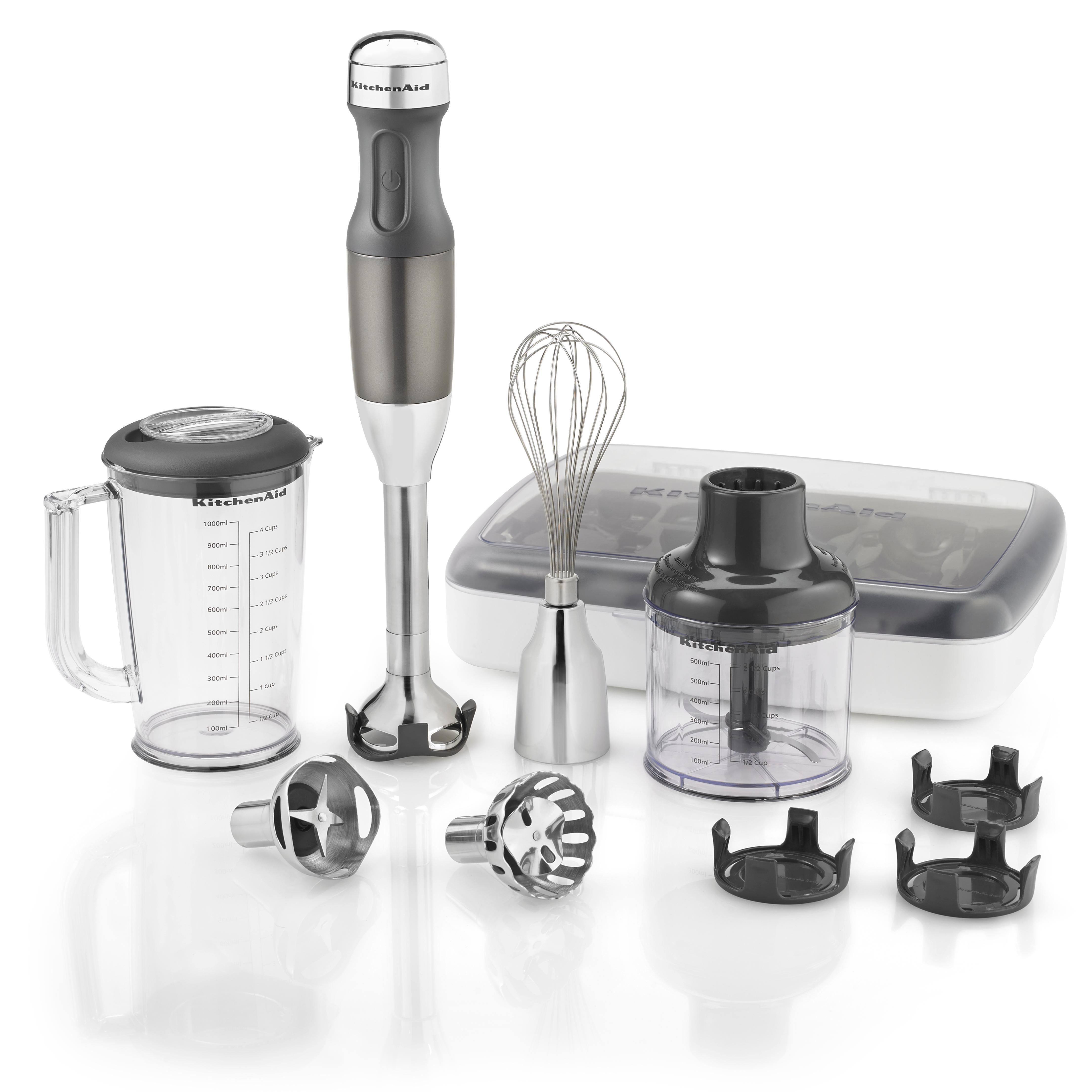 Kitchenaid 5 Speed Hand Blender ~ Amazon kitchenaid khb cu speed hand blender