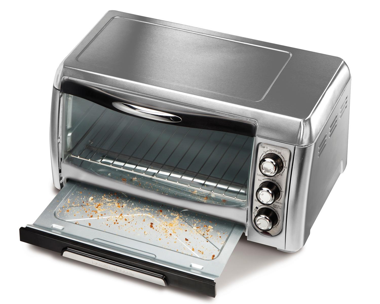 Amazon Com Hamilton Beach 31333 Convection Toaster Oven