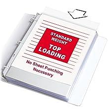 Standard Weight Sheet Protector