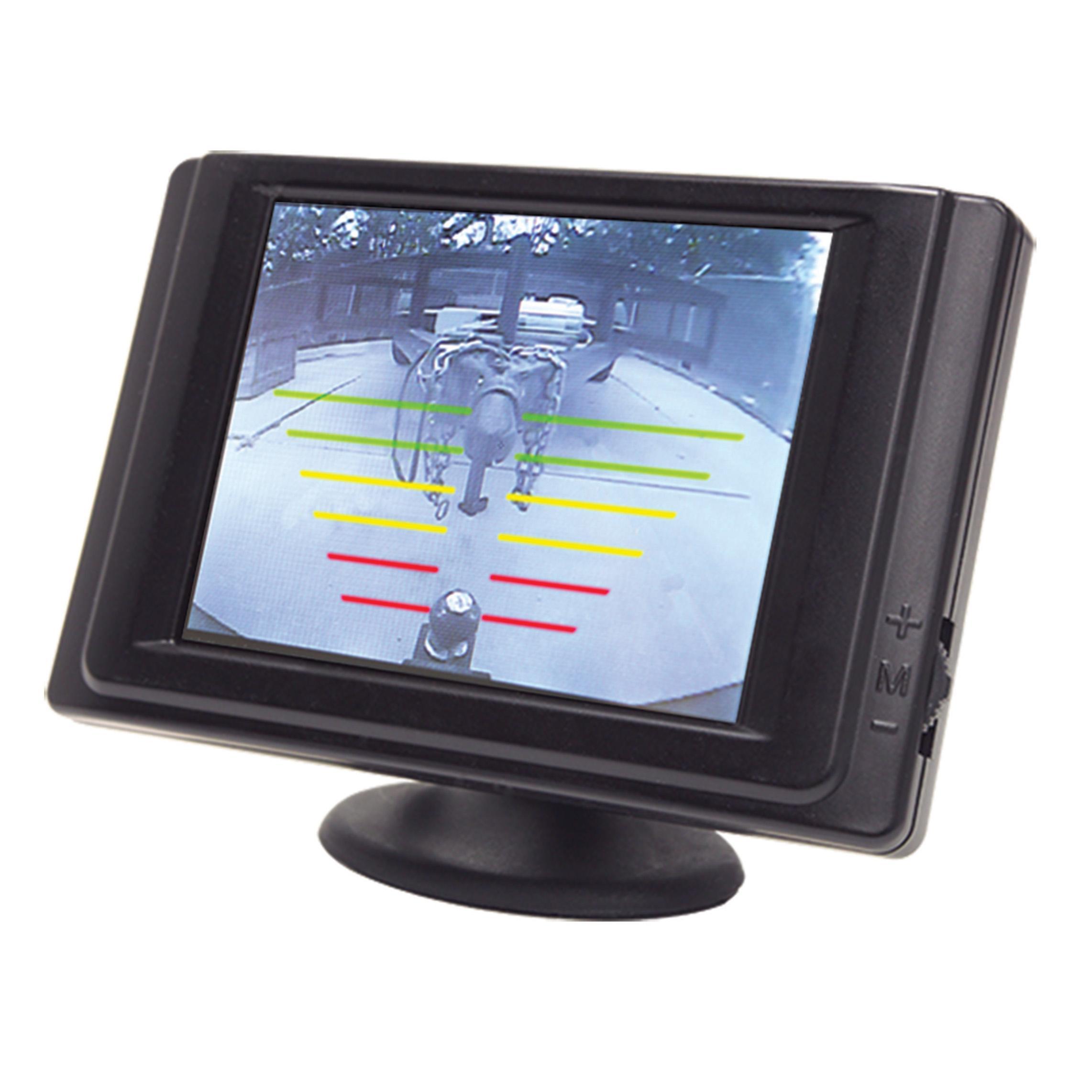 Amazon Com  Hopkins 50002 Smart Hitch Backup Camera System