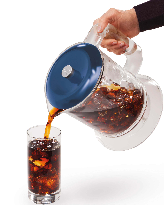 Best Coffee Maker Iced Coffee : Amazon.com: Hamilton Beach Iced Coffee Maker (40913): Kitchen & Dining