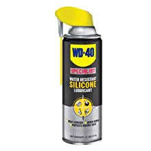 WD-40, WD40, WD-40 Specialist, WD40 Specialist, silicone, water-resistant