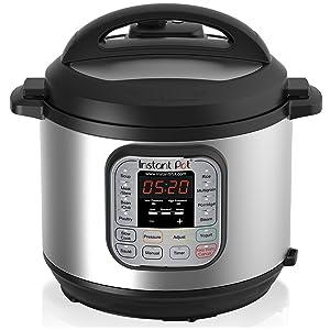Instant Pot, electric pressure cooker, slow cooker, rice cooker, yogurt maker