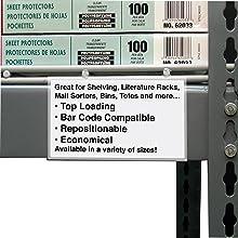 C-Line Best Value Label Holders
