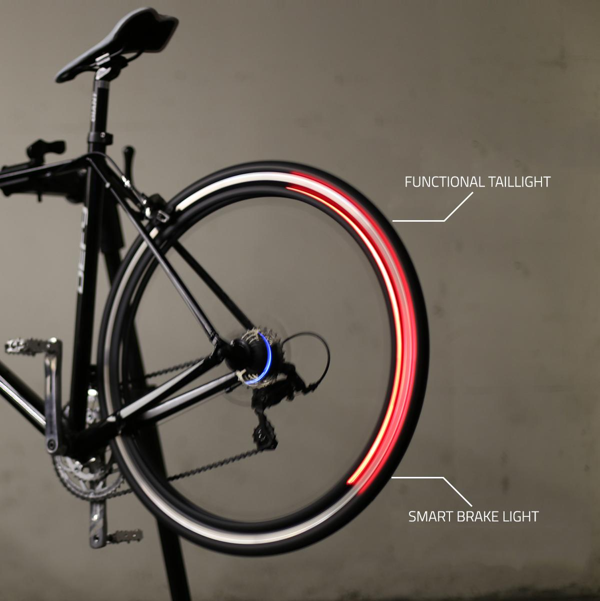 Revolights Skyline Bicycle Lighting System, 700c / 27 ...