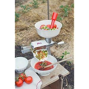 tomato press food strainer Victorio kitchen strainer food strainer