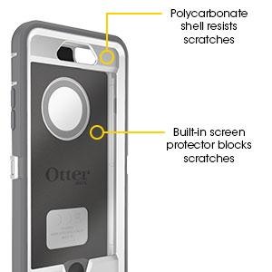 otterbox iphone 6 scratch screen protection