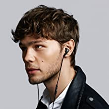 B&O PLAY by Bang & Olufsen BeoPlay H3 ANC active noise cancellation in ear headphones rechargeable
