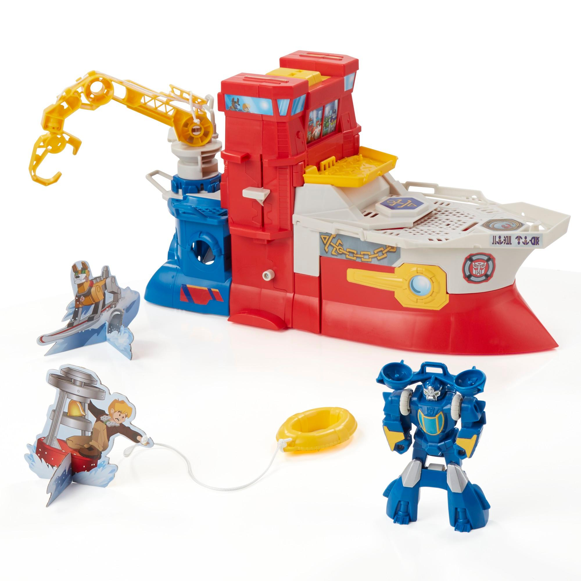 Transformer Dog Toy