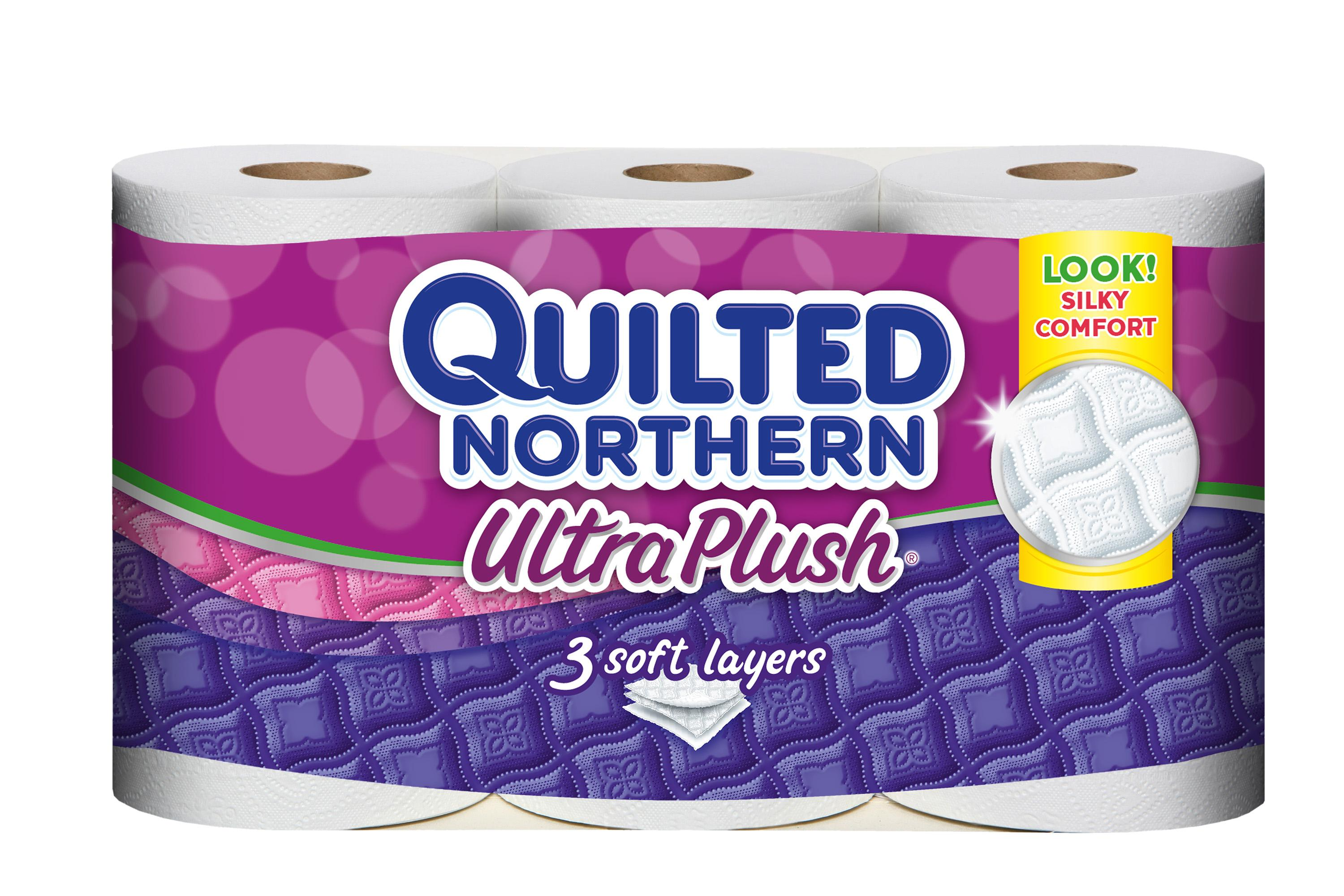 Amazon Com Quilted Northern Ultra Plush Bath Tissue 48