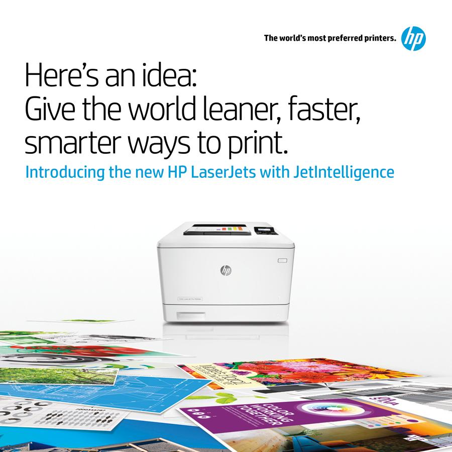 Hp color laserjet professional cp5225n printer a3 ce711a office - View Larger
