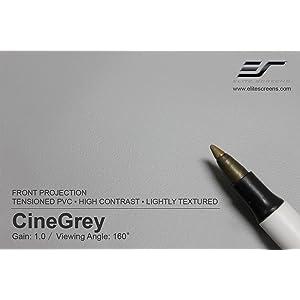 CineGrey, Cinegrey projection screen, grey projection screen