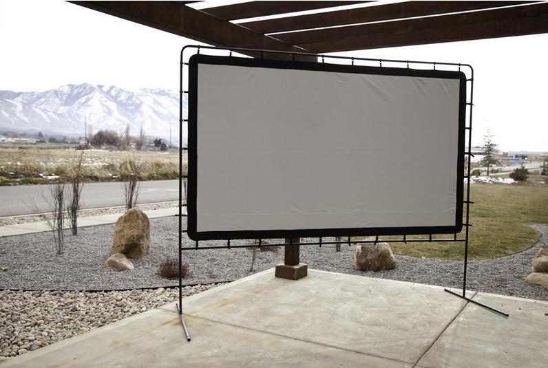 Camp Chef Os 144 Indoor Outdoor Movie Screen