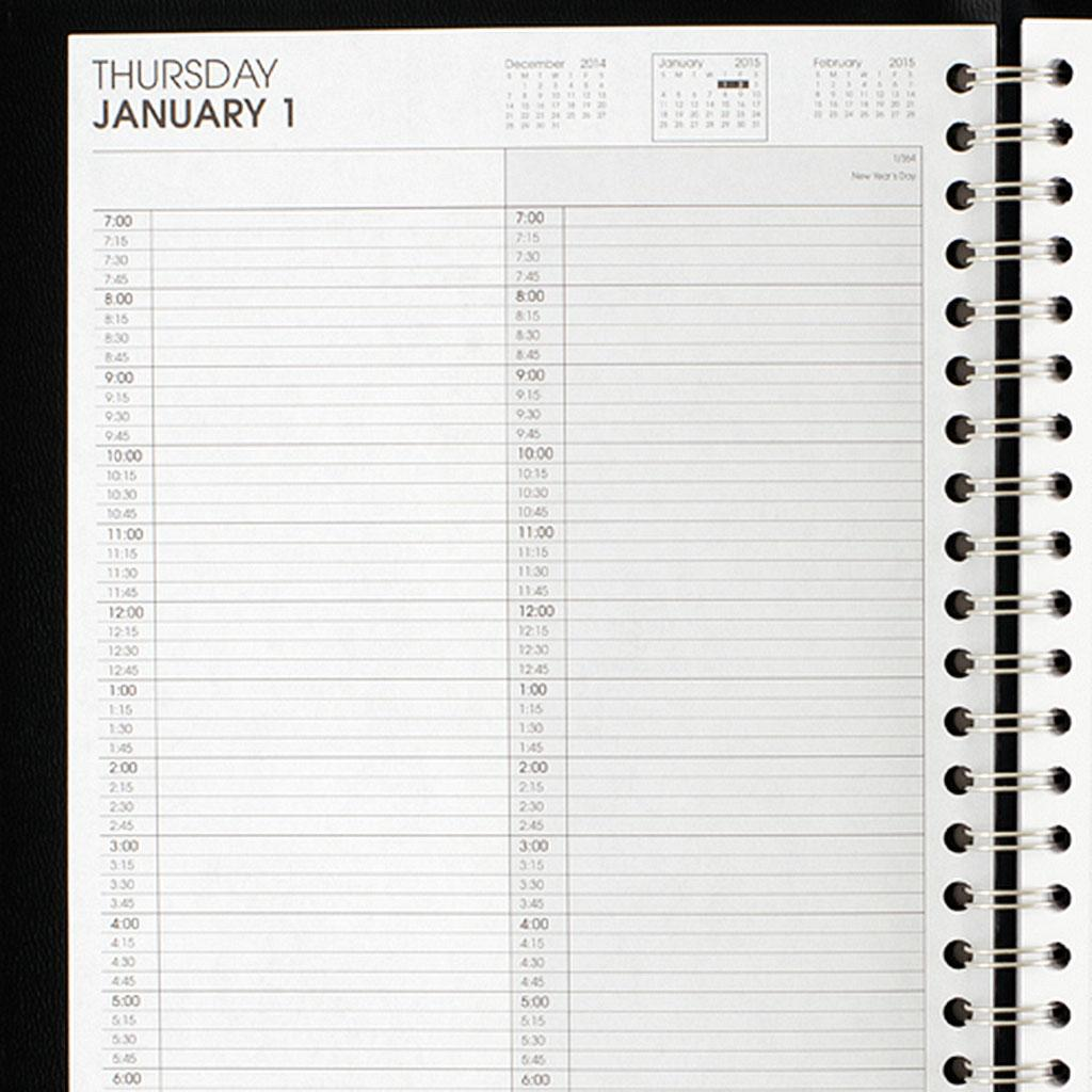 printable appointment book 2015