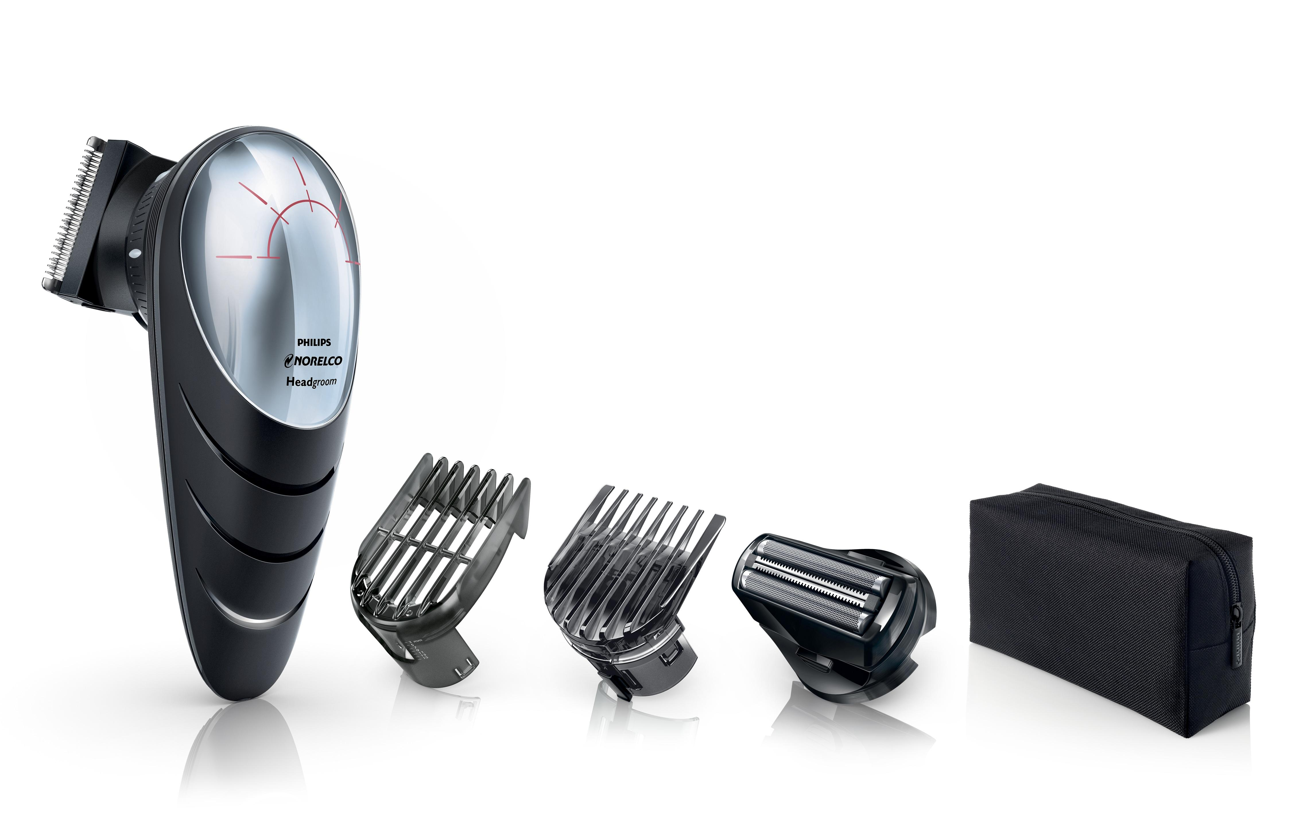 Philips Norelco Do-it-Yourself Hair Clippers with Head Shaver