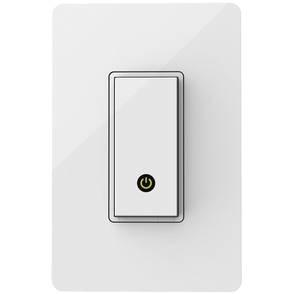 Wemo Light Switch Wi Fi Enabled Control Your
