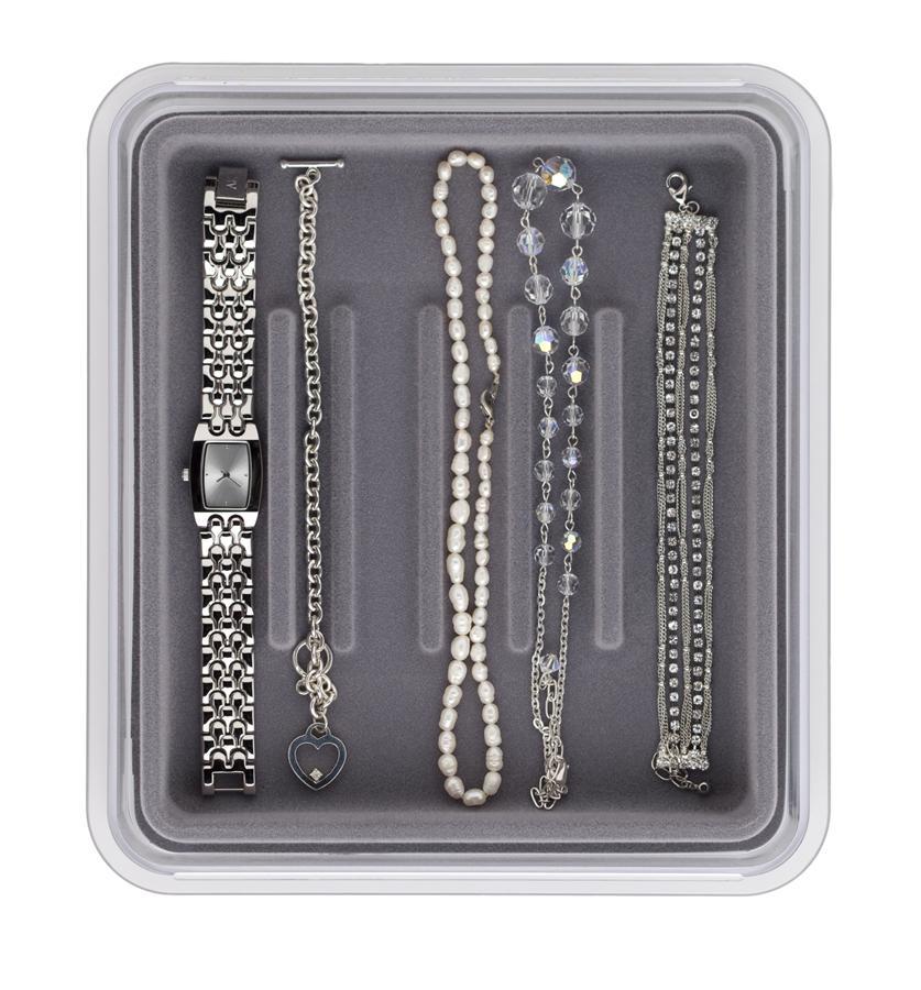 Amazon Com Neatnix Jewelry Stax Necklace Organizer