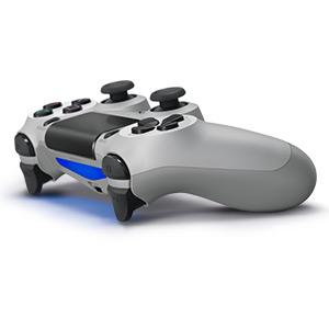 dualshock,ps4,playstation,anniversary,retro,gaming,xbox,videogames,gray,touchpad,lightbar,share