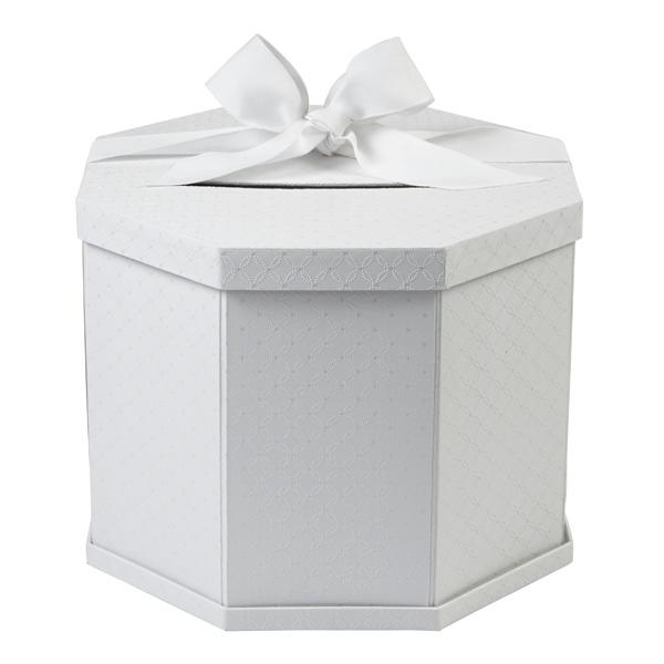 Wedding Gift Card Amazon : Amazon.com: Martha Stewart Gift Card Box, White Eyelet: Wedding Card ...