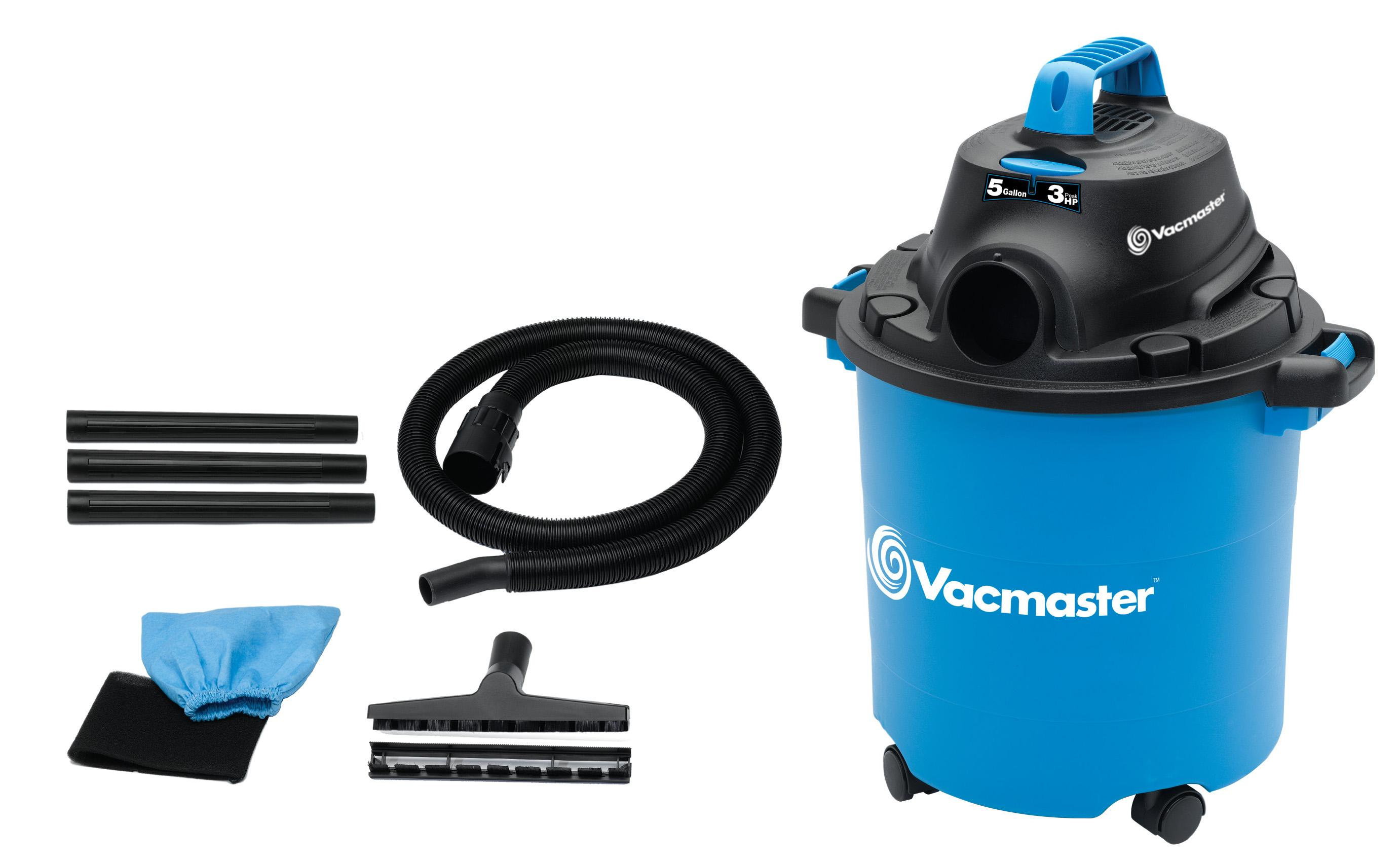 Amazon Com Vacmaster Vj507 Wet Dry Vacuum 5 Gallon 3