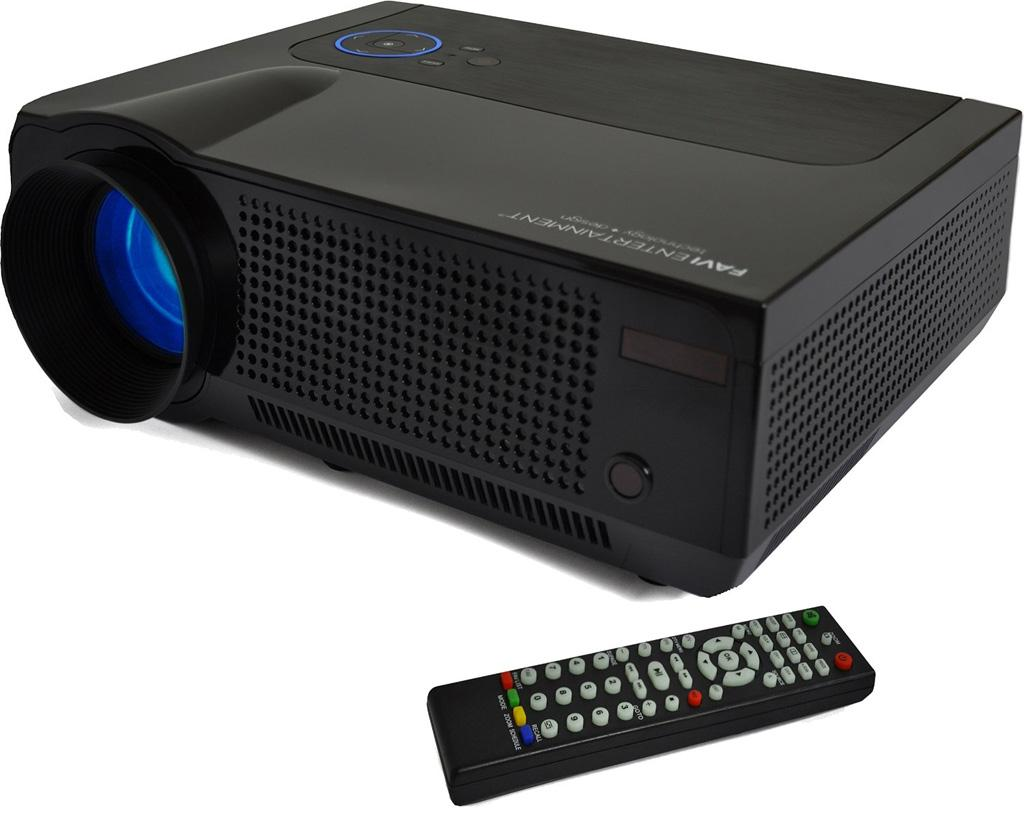 Favi riohd led 4t projector for Hd projector