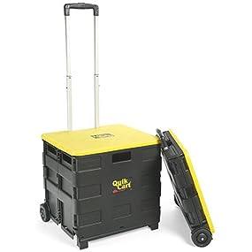 Quik Cart; collapsible cart