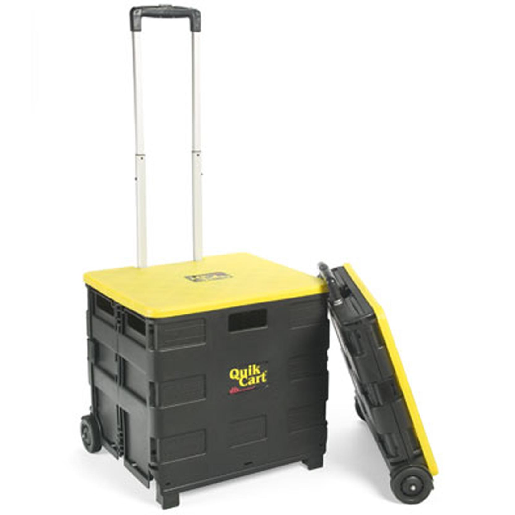 Amazon Com Dbest 00 011 Quik Cart Two Wheeled Collapsible
