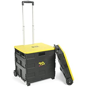 Quik Cart; collapsible cart