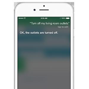 SmartPlug, iSP5, Device Control, iHome Control, Siri Voice