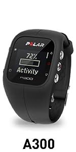 Polar Fitness y A300 Control de actividad