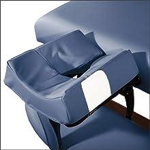 Ergonomic Dream Memory Foam Face Pillow