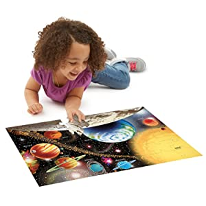 Science, astronomy, family games, educational. planets