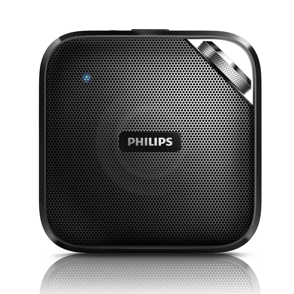 Philips Bluetooth Speaker Portable: Amazon.com: Philips BT2500B/37 Compact Wireless Portable Bluetooth Speaker: Electronics