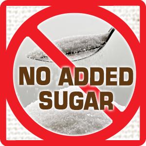No sugar added, no added sugar, non-sugary cereal, sugary cereal, healthy cereal, healthy breakfast