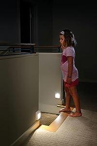 mr. beams nightlight, motion-sensing nightlight