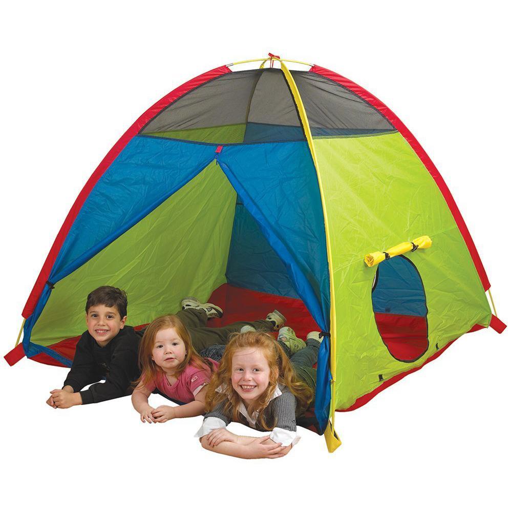 Amazon Com Pacific Play Tents Super Duper 4 Kids Tent