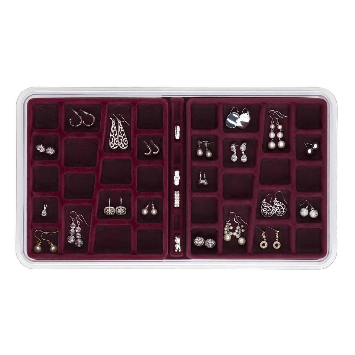 Amazon Com Neatnix 36 Stax Jewerly Compartment Organizer