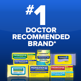 preparation h, hemorrhoids, hemorrhoid solutions, preparation h products, symptoms of hemorrhoids
