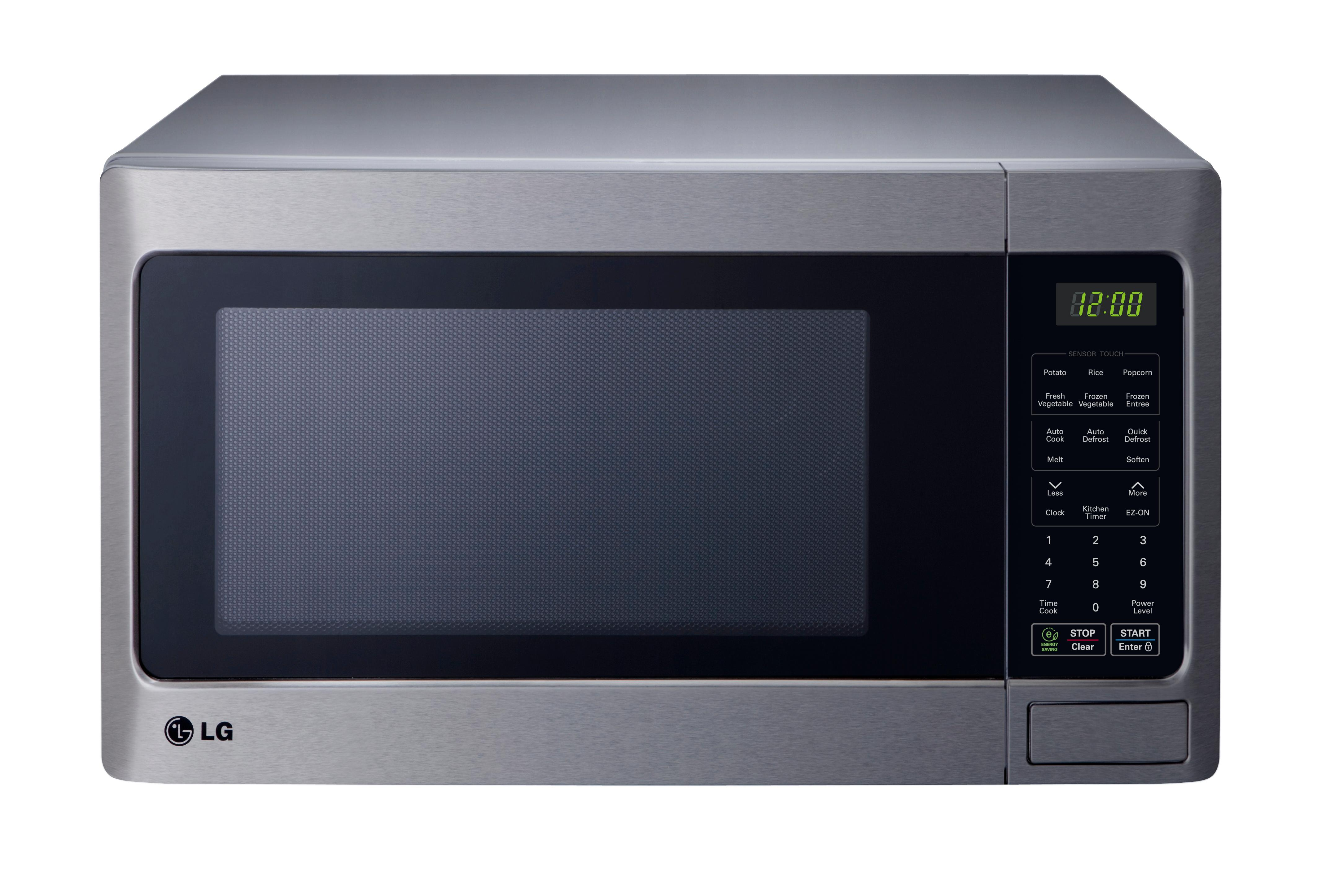 Countertop Microwave Reviews 2013 : Amazon.com: LG LCRT1513ST Countertop Microwave Oven, 1100-watt ...