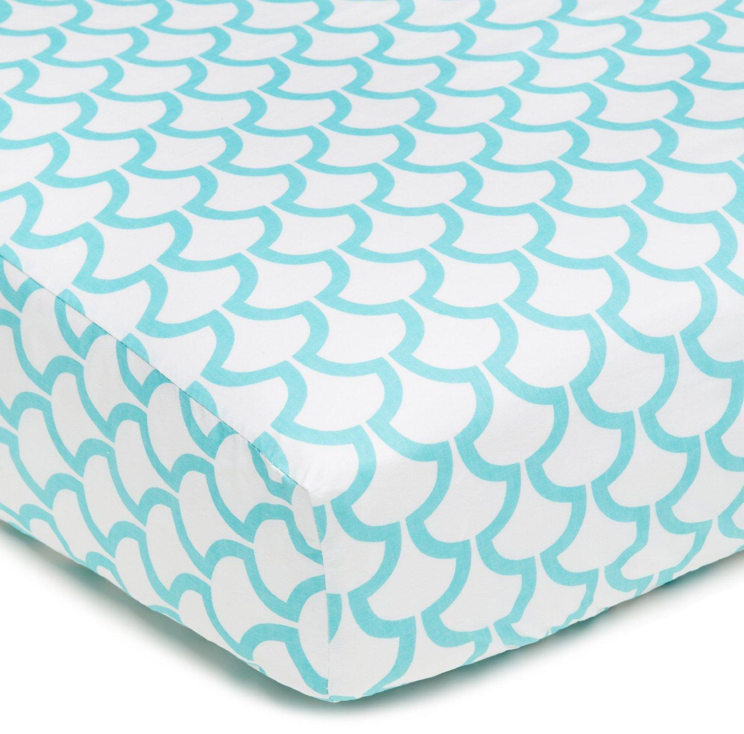 Standard Size Fitted Crib Sheet