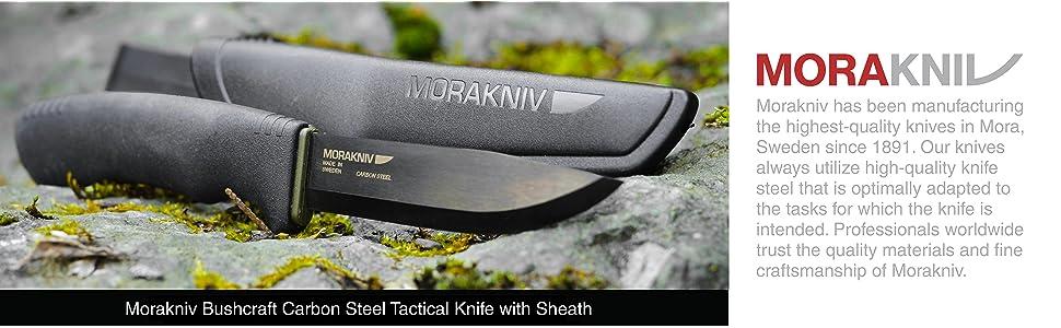 bushcraft knife; mora knife; tactical knife; outdoor knife