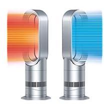 dyson am09 hot cool fan heater. Black Bedroom Furniture Sets. Home Design Ideas