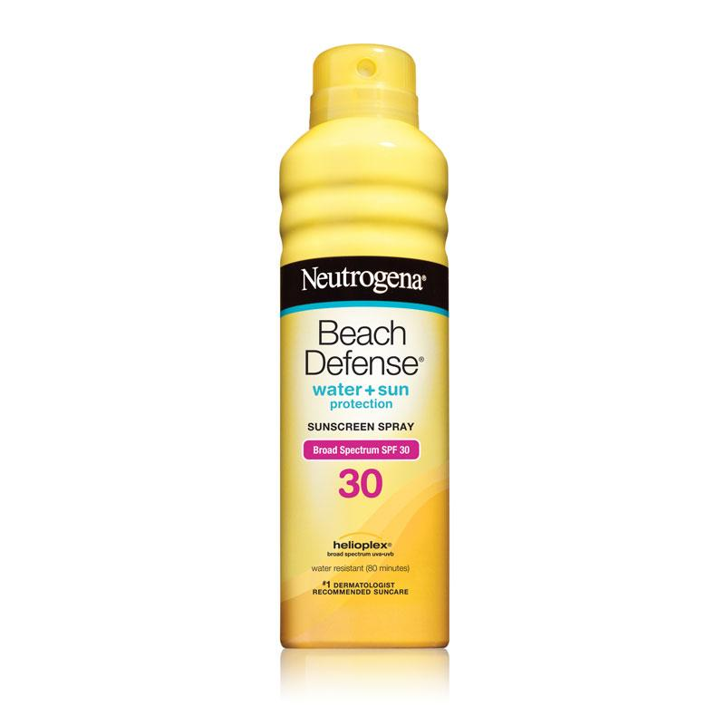 Neutrogena Beach Defense Spf  Spray Review