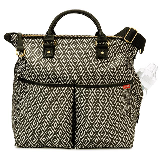 skip hop duo special edition diaper bag aztec baby. Black Bedroom Furniture Sets. Home Design Ideas